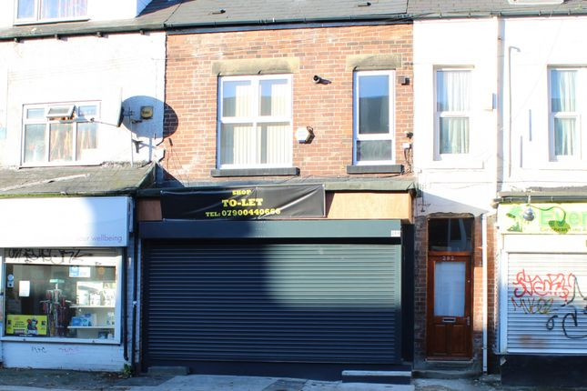 Shops Retail Premises For Rent In Abbeydale Road