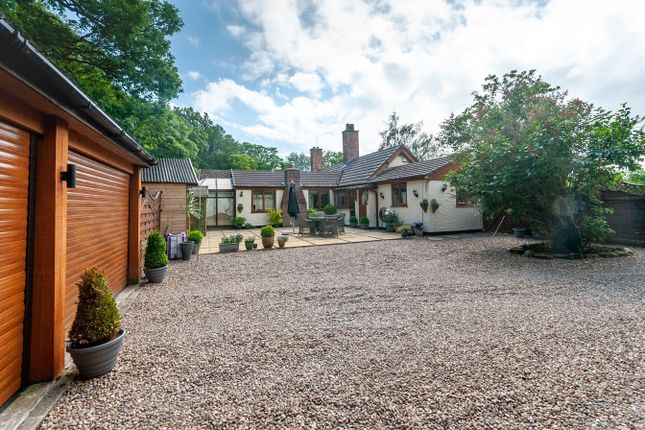 Thumbnail Detached bungalow for sale in Hall Lane, Bold, St Helens