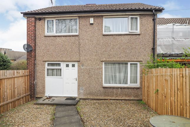 3 bed end terrace house for sale in Cromwell Mount, Leeds LS9