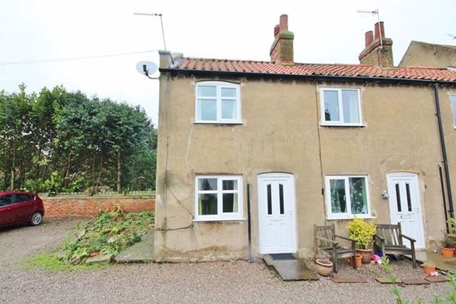 1 bed terraced house to rent in North Terrace, Cawood, Selby YO8