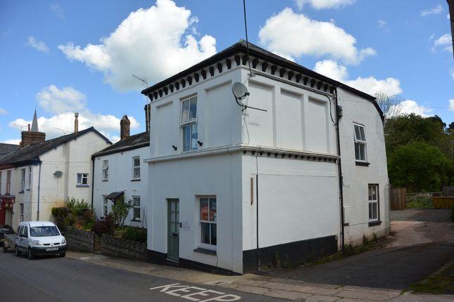 Thumbnail Terraced house to rent in High Street, Hatherleigh, Okehampton