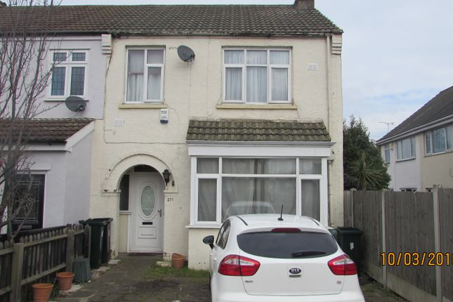Thumbnail Terraced house to rent in London Road, Benfleet