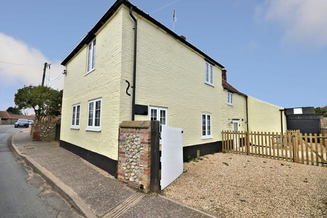 Thumbnail Semi-detached house for sale in Stanhoe Road, Docking, King's Lynn