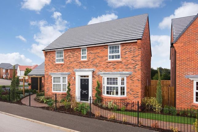 "Thumbnail Detached house for sale in ""Bradgate"" at Station Road, Chelford, Macclesfield"