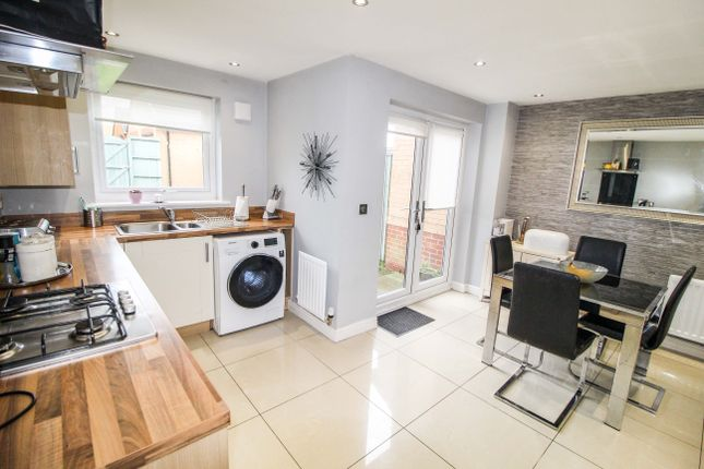 Thumbnail Town house for sale in Lowestoft Drive, Garston, Liverpool