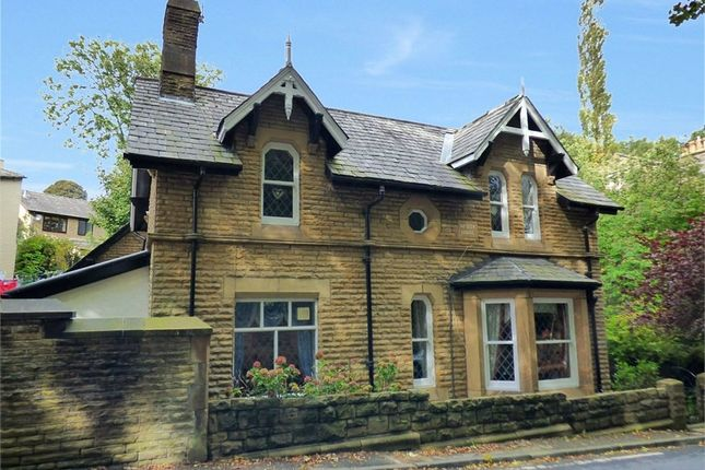 Thumbnail Detached house for sale in Abney Road, Mossley, Ashton-Under-Lyne, Greater Manchester