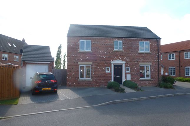 Thumbnail Detached house for sale in Nile Drive, Spalding