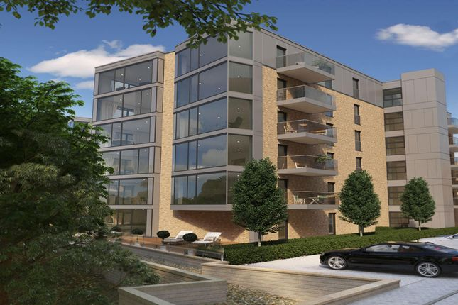 "Thumbnail Flat for sale in ""Peony"" at Hamilton Drive, Glasgow"