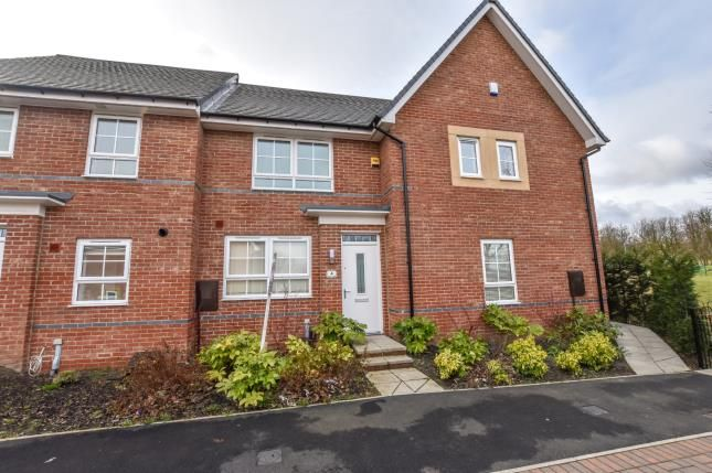 Thumbnail Terraced house for sale in Madron Close, Kenton, Newcastle Upon Tyne, Tyne And Wear