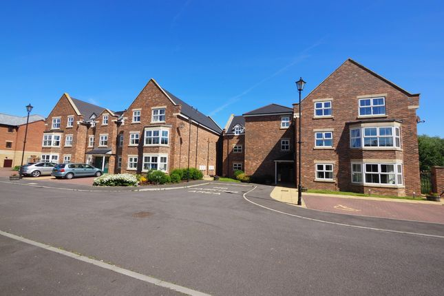 Thumbnail Flat to rent in West End Manors, Guisborough