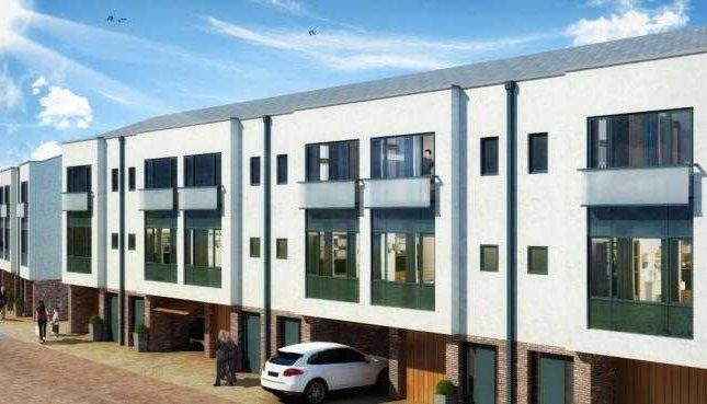 Thumbnail Town house for sale in Millers Hill, Margate Road, Ramsgate