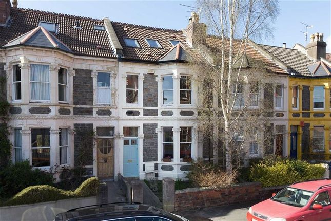 Thumbnail Terraced house for sale in Fairlawn Road, Montpelier, Bristol