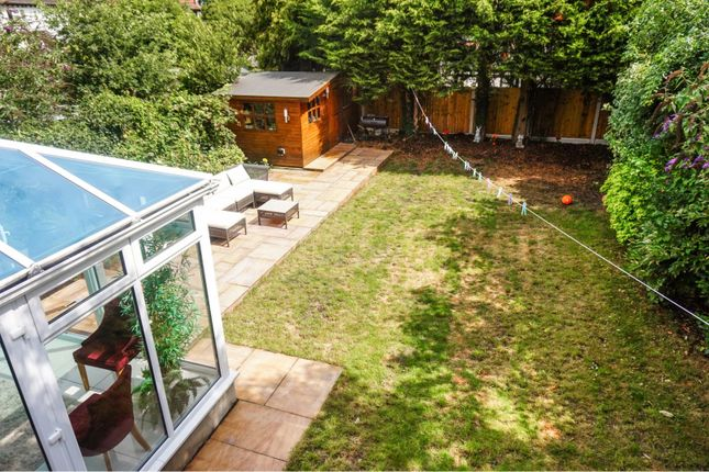 Garden of Eastwood Road, Leigh-On-Sea SS9