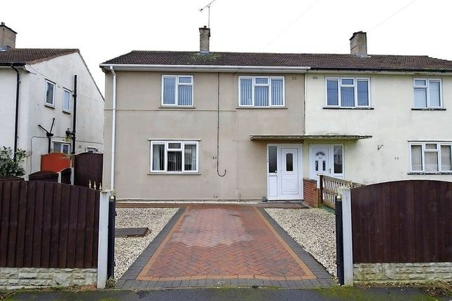 Thumbnail Semi-detached house for sale in Newstead Road, Doncaster