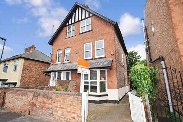 Thumbnail Semi-detached house for sale in Hood Street, Mapperley Park, Nottingham