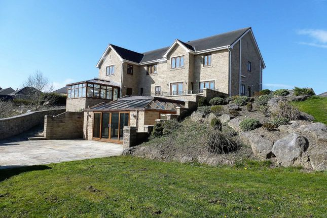 Thumbnail Detached house for sale in Walker Brow, Dove Holes, Buxton