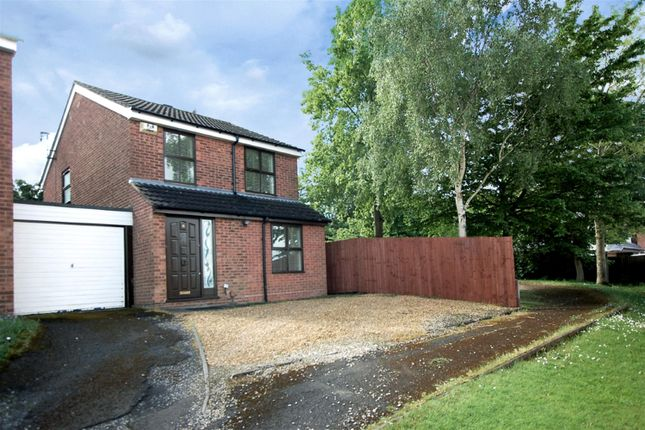 Thumbnail Detached house for sale in Stanhoe Close, Brierley Hill