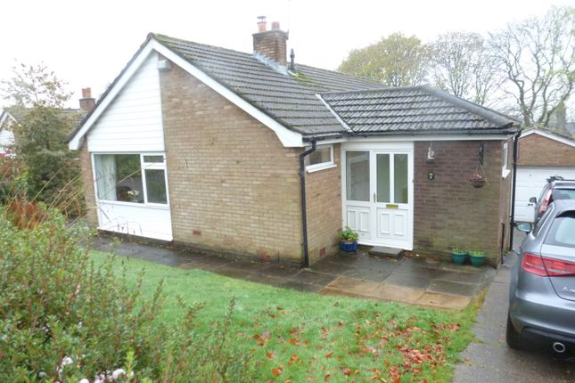 Thumbnail Detached bungalow to rent in Ashborne Drive, Summerseat, Bury
