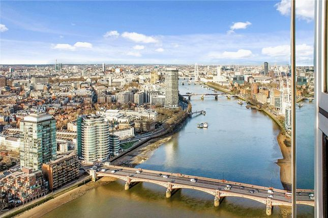 Flat for sale in The Tower, One St George Wharf, London
