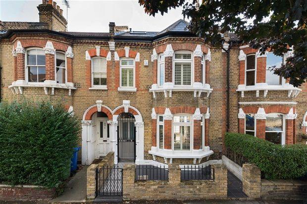 5 bed terraced house for sale in Hansler Road, London