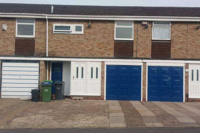 Thumbnail Terraced house to rent in Hamilton Drive, Oldbury