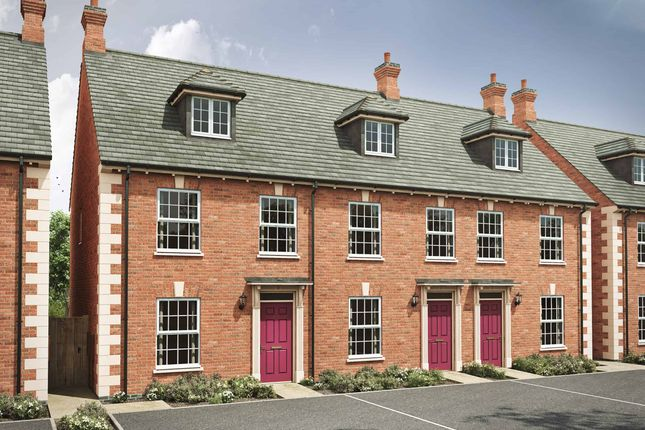 """3 bed end terrace house for sale in """"The Thornton Ge"""" at Southwell Close, Melton Mowbray LE13"""