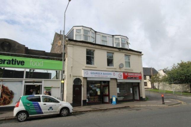 Thumbnail Flat to rent in Shore Street, Gourock