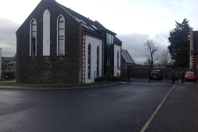 Thumbnail Flat to rent in 11, Old Church Square, Belfast
