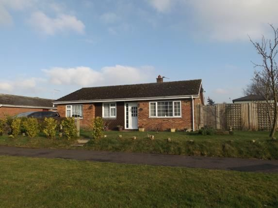 Thumbnail Bungalow for sale in Griston, Thetford, Norfolk