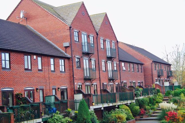 Thumbnail Flat for sale in Millers Wharf, Polesworth, Tamworth