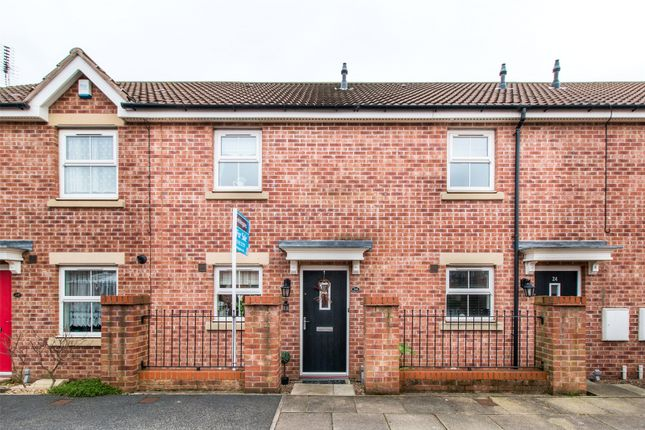 Thumbnail Terraced house for sale in Scotsman Drive, Doncaster