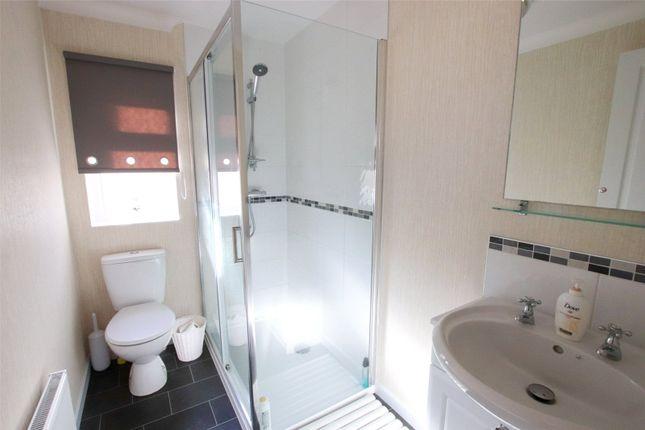 Shower Room of Plot 98, Barton Broads Park, Maltkiln Road, Barton-Upon-Humber, North Lincolnshire DN18