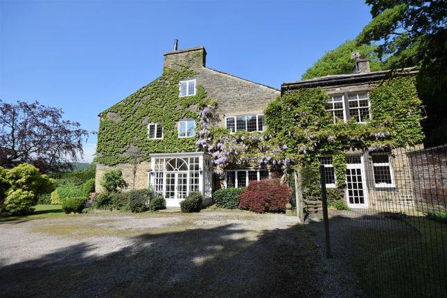Thumbnail Semi-detached house for sale in Copley Gate, Copley Lane, Lower Skircoat Green, Halifax