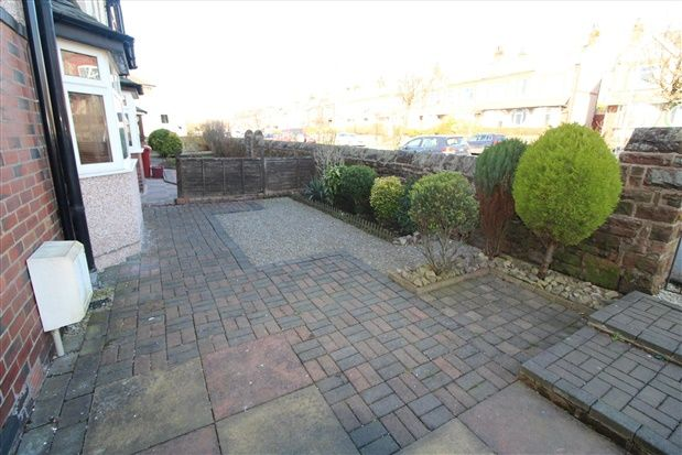 Front Garden of Roose Road, Barrow In Furness LA13