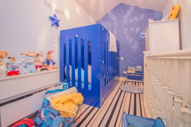 Attic Room of Berry Street, Burnley, Lancashire BB11