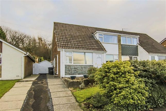 Thumbnail Semi-detached bungalow for sale in Pennine Way, Brierfield, Nelson