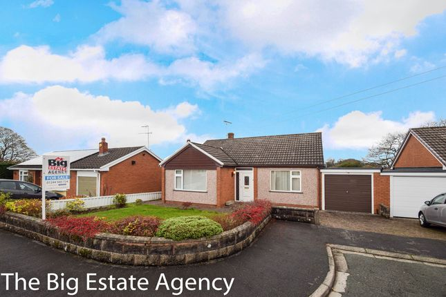 Thumbnail Bungalow for sale in Pen Y Pentre, Sychdyn, Mold