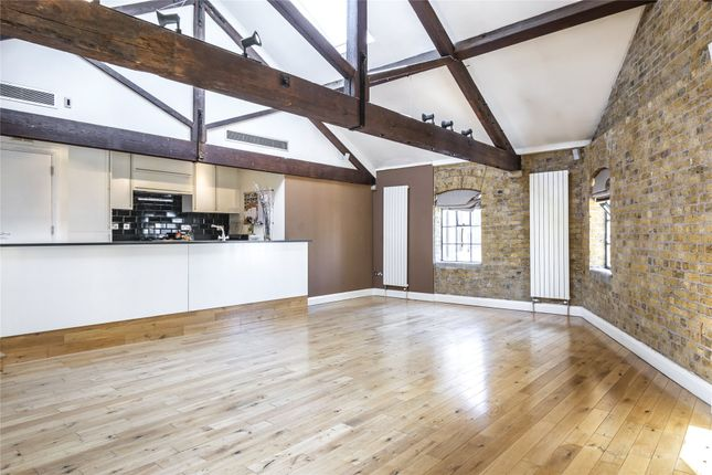 Thumbnail Property to rent in Chandlery House, 40 Gowers Walk, London