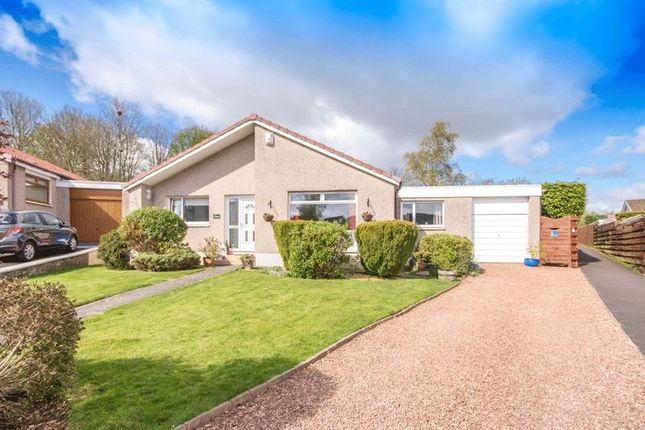 Thumbnail Detached bungalow for sale in Pinewood Drive, Dalgety Bay, Dunfermline
