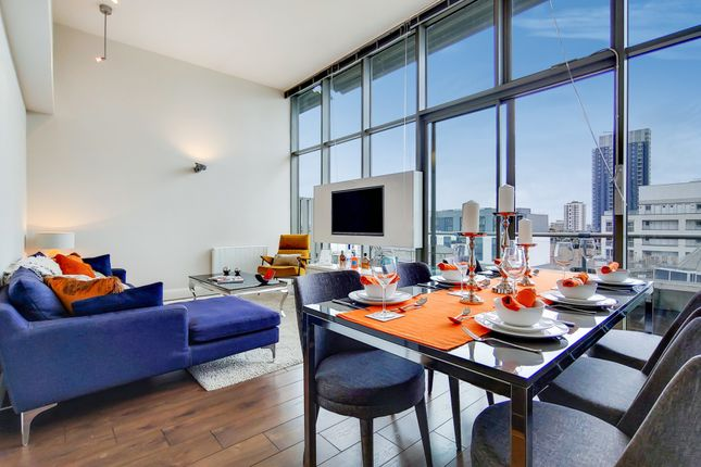 Thumbnail Property to rent in Lawrence House, 238 City Road, Islington