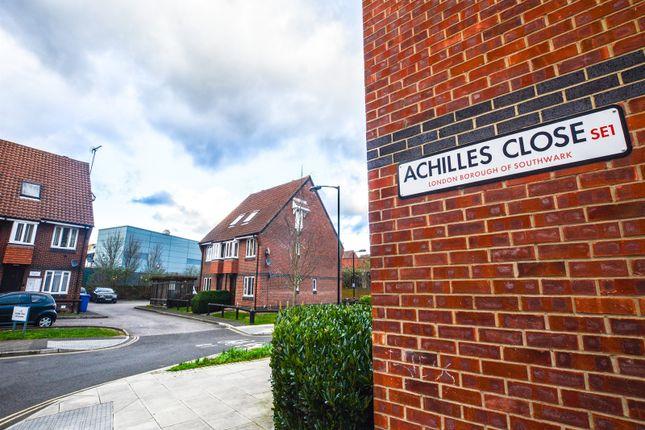 Bathroom of Achilles Close, London SE1