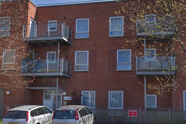 Thumbnail Flat to rent in Fentiman Way, Harrow, London