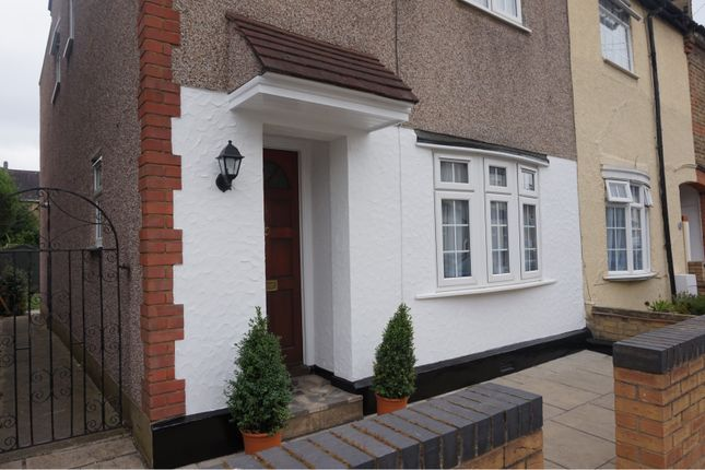 Thumbnail End terrace house for sale in Drake Street, Enfield
