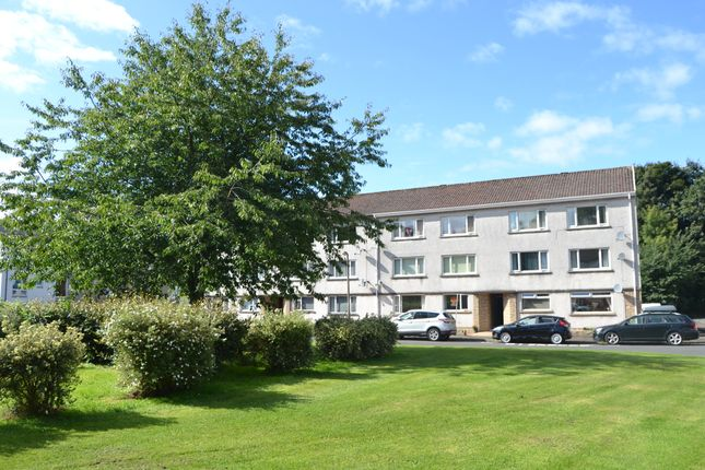 Thumbnail Flat for sale in Silverdale Gardens, Largs