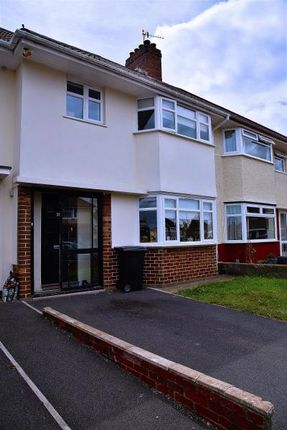 Thumbnail Terraced house to rent in Beckington Road, Knowle, Bristol
