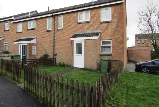 Thumbnail Terraced house to rent in Lower Park Drive, Plymstock, Plymouth