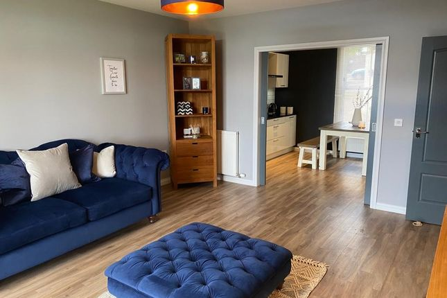Thumbnail Town house to rent in St Leonards Court, Stonehaven