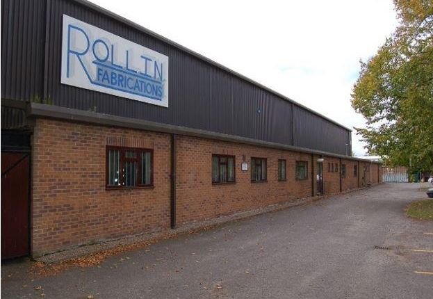 Thumbnail Commercial property for sale in Meden Way, Boughton, Newark