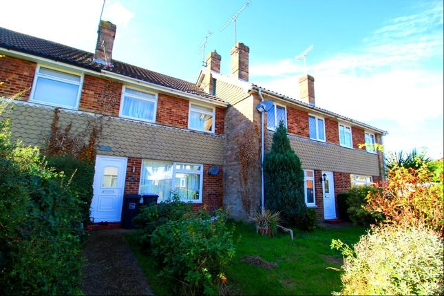 Thumbnail Terraced house to rent in Barton Close, Worthing