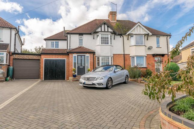 4 bed semi-detached house for sale in Garston Crescent, Watford
